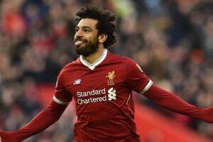 Salah ainda terá mais três partidas no campeonato para se tornar o recordista isolado na artilharia do Inglês.