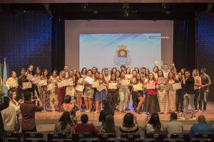 O evento aconteceu no Teatro Procópio Ferreira, na última quarta-feira (28)