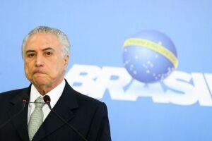 Temer é reprovado por 70% dos brasileiros