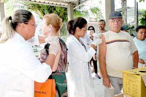 A dose protege contra os vírus A (H1N1), A (H3N2) e B (Yamagata)