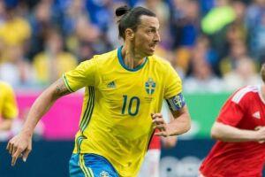 Ibrahimovic não joga pela seleção sueca desde a Euro 2016