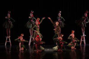 Classificação dos bailarinos do Balé Jovem de São Vicente deixou todo mundo orgulhoso