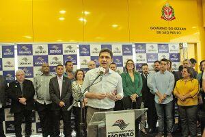 Segundo o prefeito, o investimento irá colocar São Vicente como uma das melhores cidades com saneamento básico