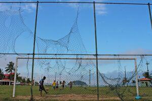 Campo do Itararé, em São Vicente, passará por ampla reforma