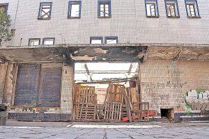 Situação de abandono de prédios e casas ao redor da antiga Hospedaria dos Imigrantes preocupa