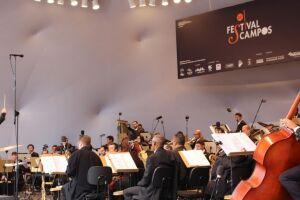 O grupo artístico participa da 49ª edição do Festival de Inverno de Campos do Jordão neste sábado (14)
