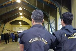 O Procon Guarujá realizou mais uma fiscalização na travessia de barcas de Vicente de Carvalho