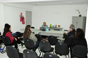 O encontro aconteceu nesta quarta-feira (11) e contou com a presença de representantes dos conselhos de toda a região