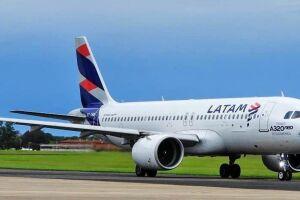 A Latam informou em comunicado que as medidas estão em linha com a aviação mundial