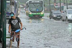 O objetivo do TAC é minimizar os impactos causados pelas chuvas alagam a região
