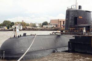 Submarino desapareceu com 44 tripulantes