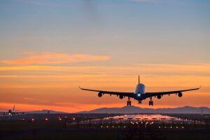 As companhias aéreas transportaram 91.947.666 passageiros em voos domésticos