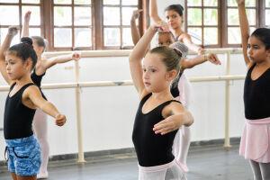 A unidade oferecerá 572 vagas para os cursos de ballet clássico, teatro, entre outros