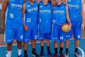 O time da Memorial volta aos treinos no dia 24, na Arena Santos