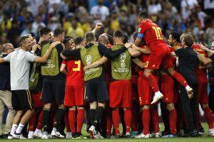 A Bélgica fará a semifinal com a França