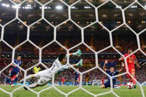 A Bélgica tem o melhor ataque da Copa com 12 gols