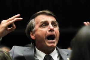 O presidenciável Jair Bolsonaro (PSL-RJ).