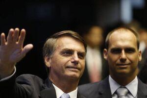 Bolsonaro, pré-candidato à presidêndia da república.