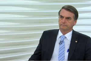 O candidato do PSL à Presidência da República, Jair Bolsonaro, colocou em dúvida, nesta segunda-feira (30), a lisura do processo eleitoral de outubro