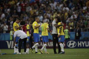O Brasil perdeu para a Bélgica nas quartas de final da Copa do Mundo