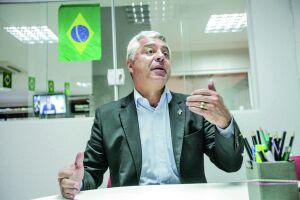 Major Olimpio falou com exclusividade à Gazeta