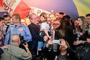Ciro Gomes lançou sua candidatura à presidência da República