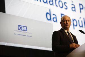 Ciro Gomes criticou também o Judiciário, que, para ele, extrapola suas funções