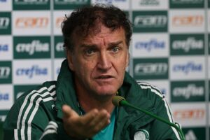 O técnico estava desempregado desde 2017, quando deixou o Palmeiras