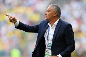 Tite, afastou qualquer polêmica a respeito do comportamento dos seus jogadores contra o México