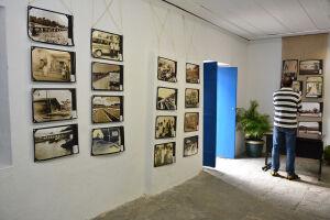 O Forte São João está com três exposições abertas a turistas e moradores