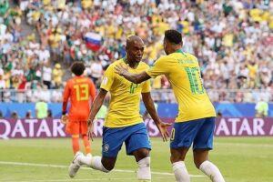 Volante é apontado por alguns torcedores como o responsável pela eliminação contra a Bélgica.