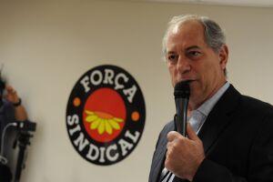 Ciro Gomes criticou os supersalários de juízes e o auxílio-moradia que a categoria recebe