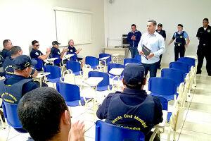 As atividades tiveram como objetivo dar maior garantia de segurança aos moradores e comerciantes do bairro