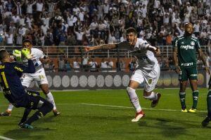 Gustavo Henrique marcou o gol de empate