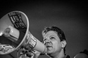 Fernando Haddad, ex-prefeito de São Paulo.