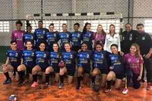 A seleção santista venceu Diadema por 31 a 7