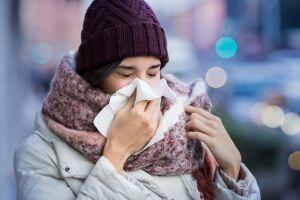Os vírus Influenza são classificados em três tipos