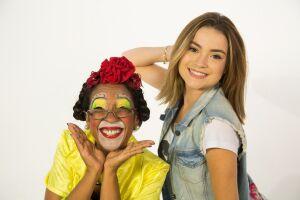 """No elenco estão as youtubers Raíssa Chaddad e Genoveva Carneiro, que protagoniza seu canal semanal no youtube, """"Genô para os Intimus"""""""
