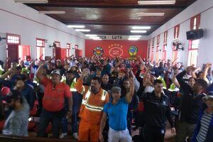 Os estivadores de Santos farão greve de 72 horas, na quarta, quinta e sexta-feira