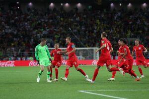 A Inglaterra eliminou a Colômbia, seleção que poderia mudar o histórico