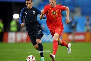 De Bruyne afirmou que a Bélgica foi superior no confronto realizado nesta terça-feira (10)
