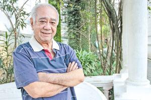 Ex-deputado estadual e federal, Koyu Iha, que se desfiliou do PSDB