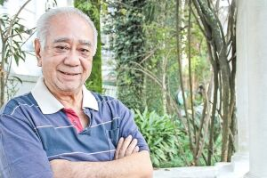 Ex-deputado estadual e federal, Koyu Iha.