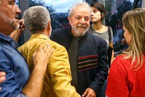 Lula está preso em Curitiba