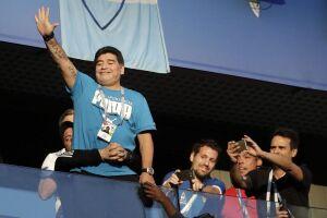 Maradona tem o seu favorito: o Brasil