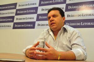 Márcio Cabeça foi afastado do cargo por suposto envolvimento na operação Prato Feito, que foi deflagrada pela Polícia Federal no dia 9 de maio