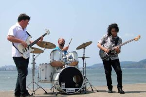 O Medusa Trio é uma das bandas que se apresentarão no festival