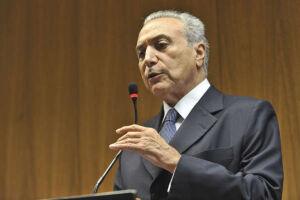 O presidente Michel Temer recuou e decidiu revogar a medida provisória que destina recursos das loterias federais para o FNSP (Fundo Nacional da Segurança Pública)