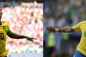 Neymar e Hazard prometem bom duelo na tarde desta sexta-feira