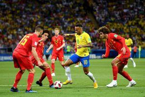 O Real Madrid divulgou comunicado afirmando que não fez uma oferta pelo atacante brasileiro Neymar